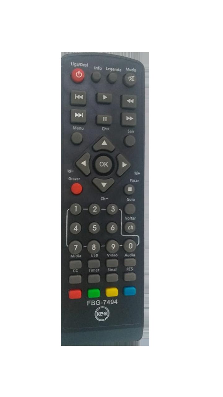 Controle do Conversor Keo Df00