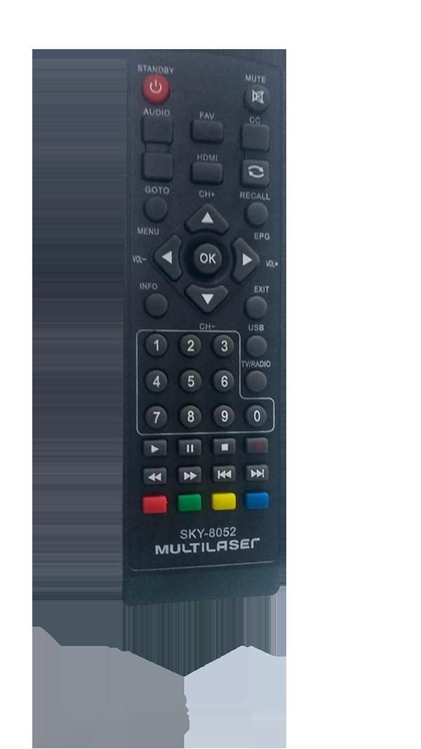 Controle do Conversor Multilaser