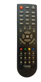 Controle Do Conversor Smartweb Vt7700 Original Visiontec