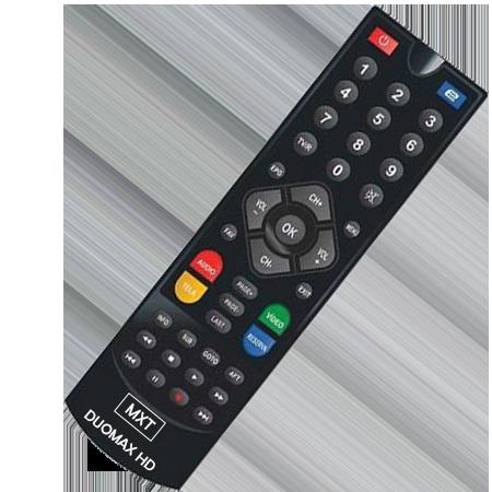 Controle Duomax HD
