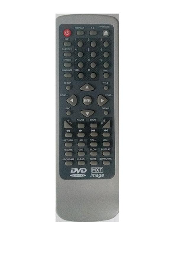 Controle DVD Britânia Fama 2