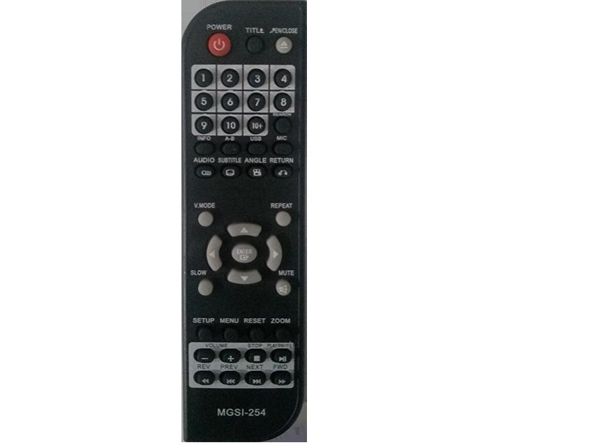 Controle DVD Mondial