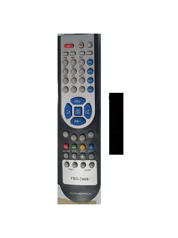 Controle Receptor Az América 922