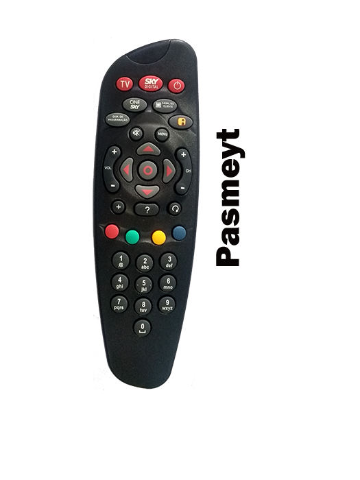 Controle Remoto do Receptor Sky RC1640/00