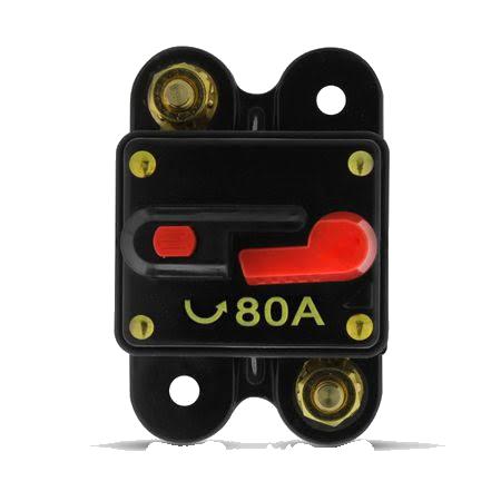 Disjuntor Elétrico Automotivo 80 A