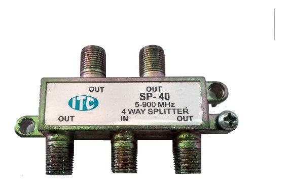 Divisor Itc  1 ×4 UHF ITC