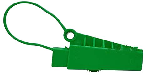 Esticador Cunha Drop Óptico Verde