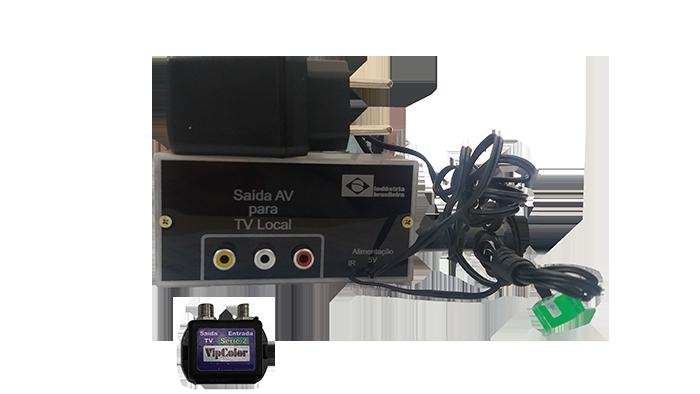 Extensor de Controle HDMI Modulado