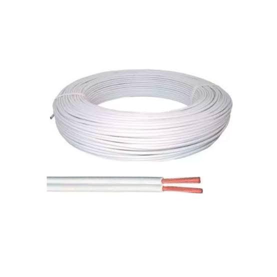 Fio Paralelo 2,5 MM  Flexível Branco
