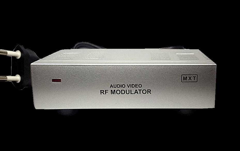 Modulador de Audio e Video