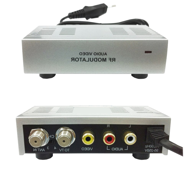 Modulador de Audio e Video