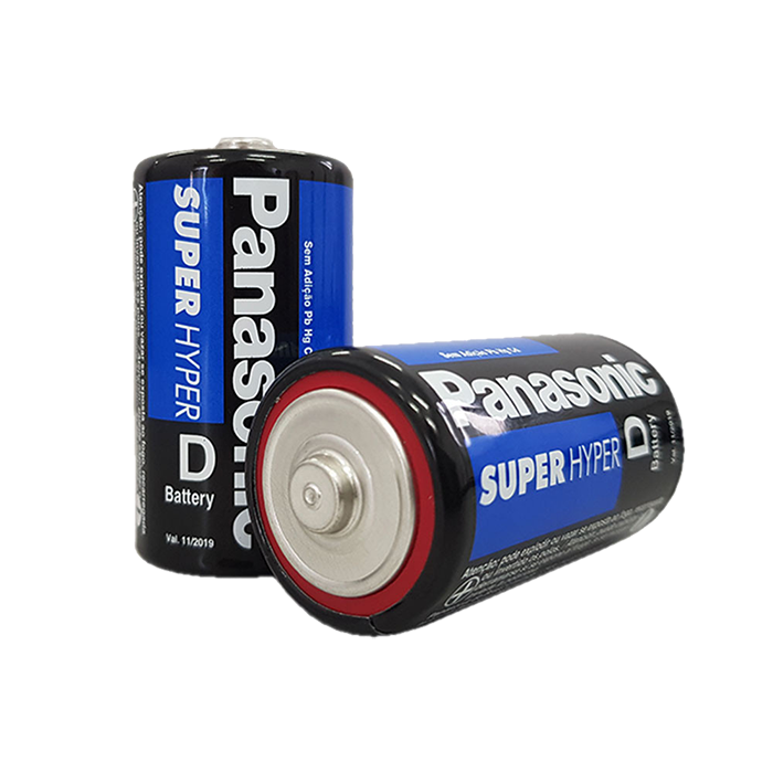 Pilha Panasonic 1,5 V Grande