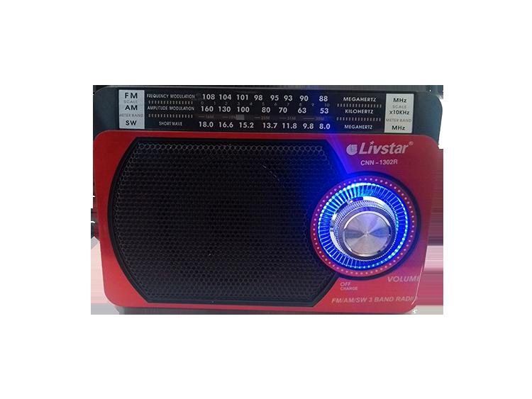 Rádio LivStar CNN-1302R