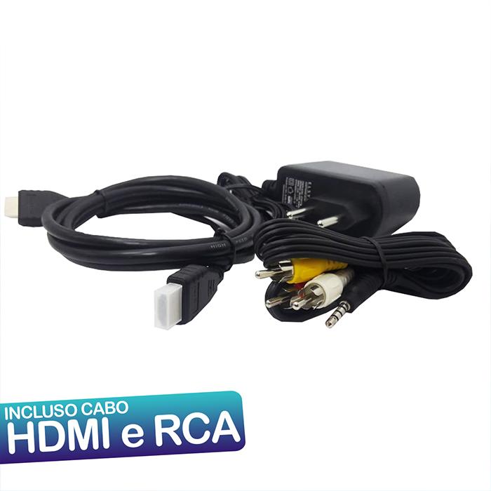 Receptor Satmax Plus SAT HD Regional