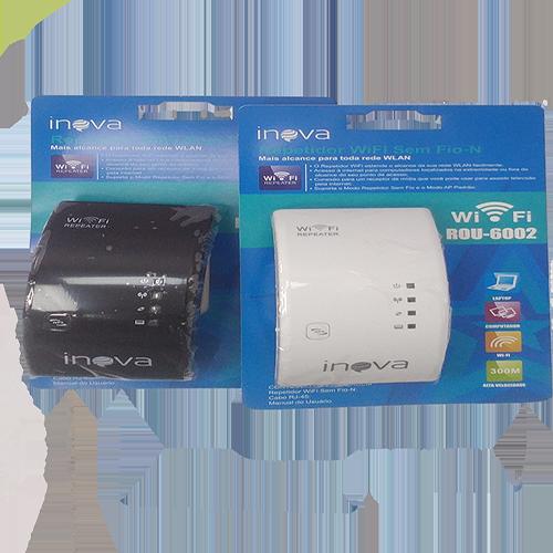 Repetidor WIFI Wireless INOVA