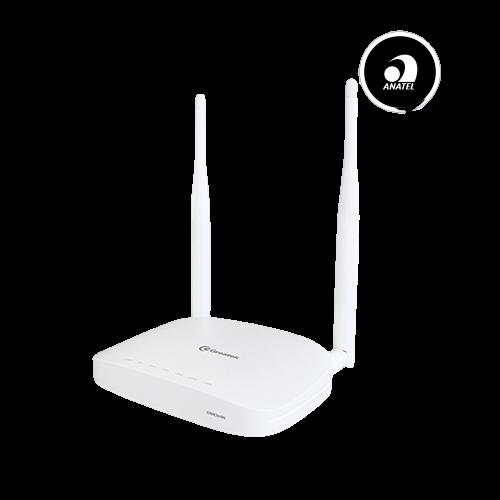 Roteador e Repetidor de WIFI GREATEK  300Mbps 100mW 2.4Ghz