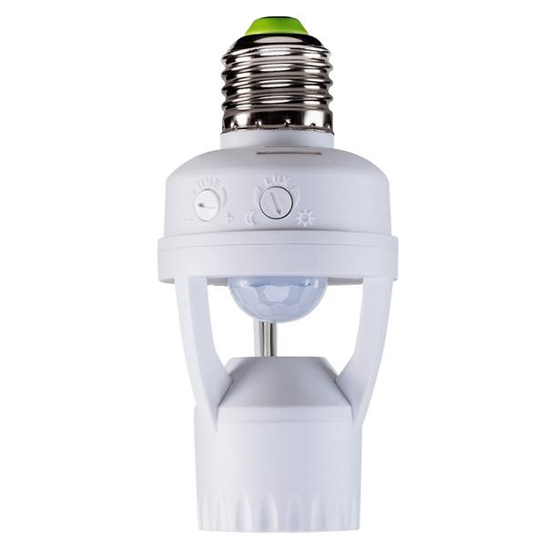 Sensor Minuteria com bocal para lâmpada