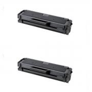 2 Toner Compativel D101S D101 - ML2160 ML2165 SCX3400