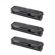 3 Toner D101S D101 para impressoras ML2160 ML2165 SCX3400