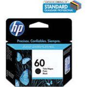 Cartucho HP 60 Preto CC640WB - 4,5ML