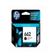 Cartucho HP 662 Preto CZ103AB - 2,0 ML