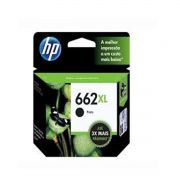 Cartucho HP 662XL Preto CZ105AB - 6,5ML