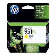 Cartucho HP 951XL Amarelo CN048AL - 17ML