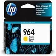 CARTUCHO HP OFFICEJET 964 AMARELO 3JA52AL