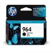 CARTUCHO HP OFFICEJET 964 PRETO 3JA53AL