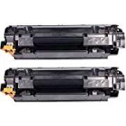 2 Toner CE285A CE285 285 - P1102 M1212 M1132 1132 1102W P1102W