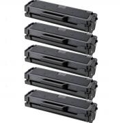 Kit 5 Toner Samsung D111S D111 - M2020 M2070