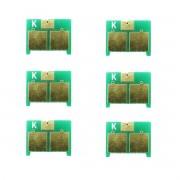 Kit 6 Chip HP CF248A CF248 48A - M15 M15A M15W M28 M28A M28W