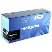 Toner MAXPRINT CE505A CE505 505A 505 - P2035 P2055 P2035N P2055N Compativel