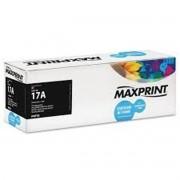 Toner Maxprint Com Chip CF217A 217A 17A - M130 M102 M130FW M130FN M102A M102W Compativel