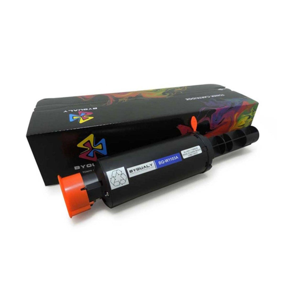 Toner Compatível HP 103A W1103A 1103 - 1000 1000A 1200 1200A BO-C1P7-ZKYZ