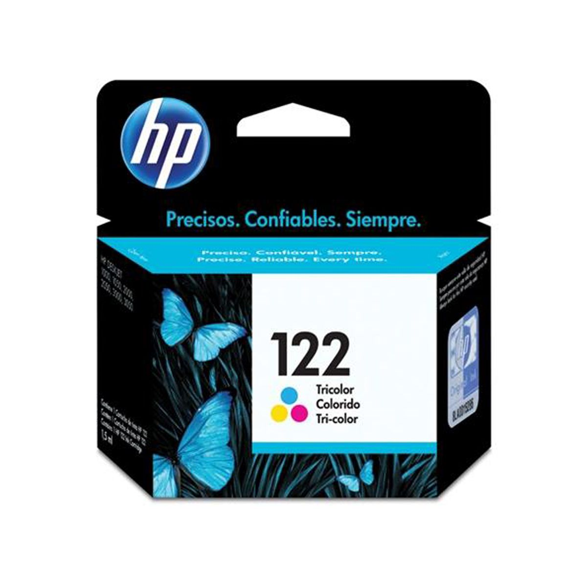 Cartucho HP 122 Color CH562HB 2ML