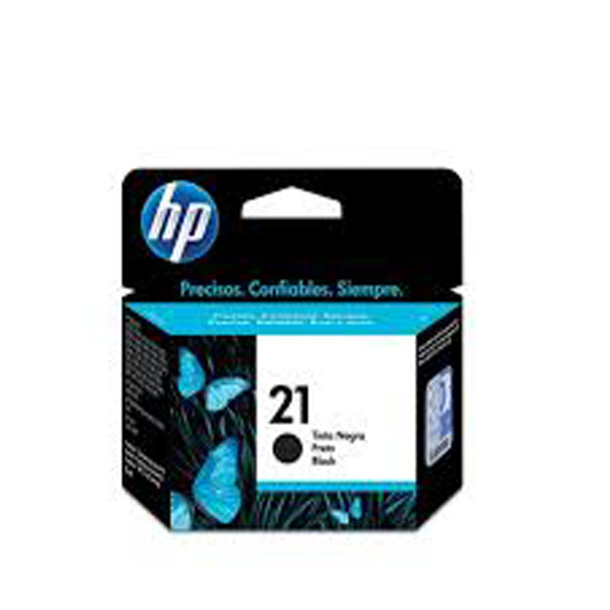 Cartucho HP 21 preto C9351AB - 7ML