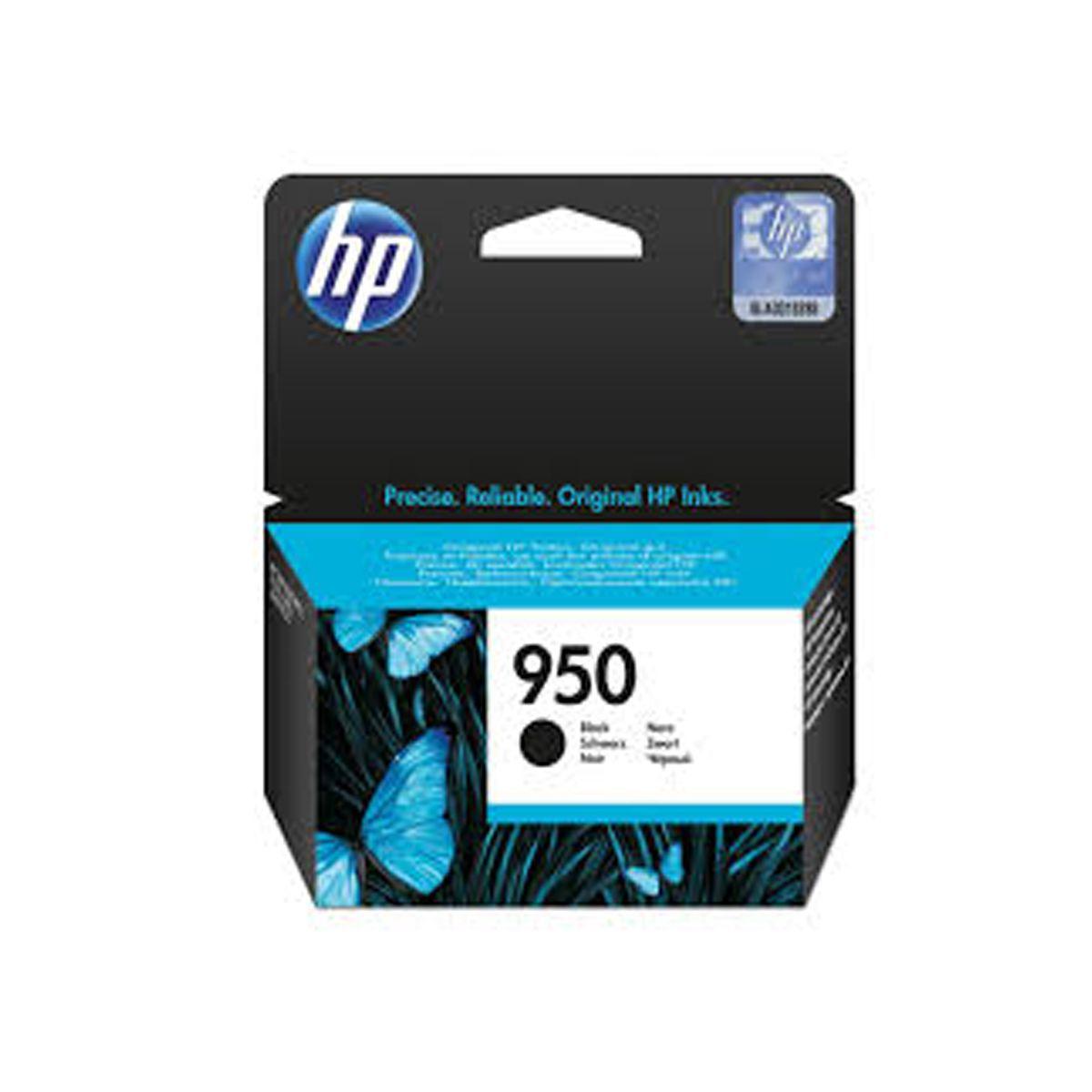 Cartucho HP 950 Preto CN049AL - 24ML
