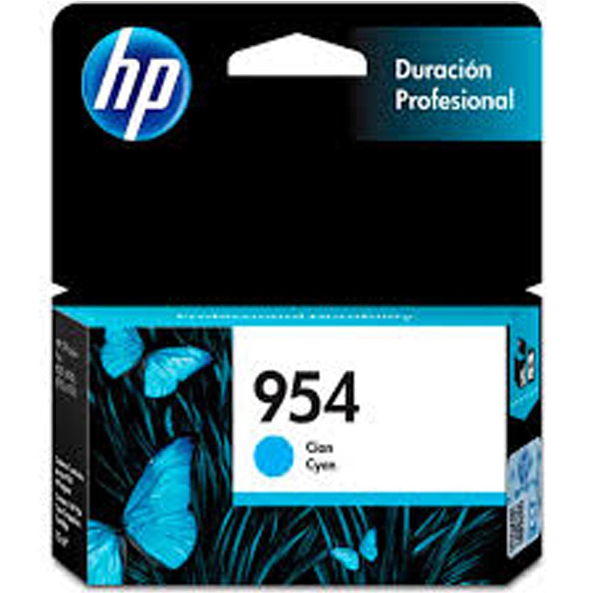 Cartucho HP 954 Ciano L0S50AB - 10ML