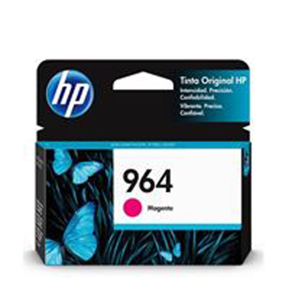 CARTUCHO HP OFFICEJET 964 MAGENTA 3JA51AL