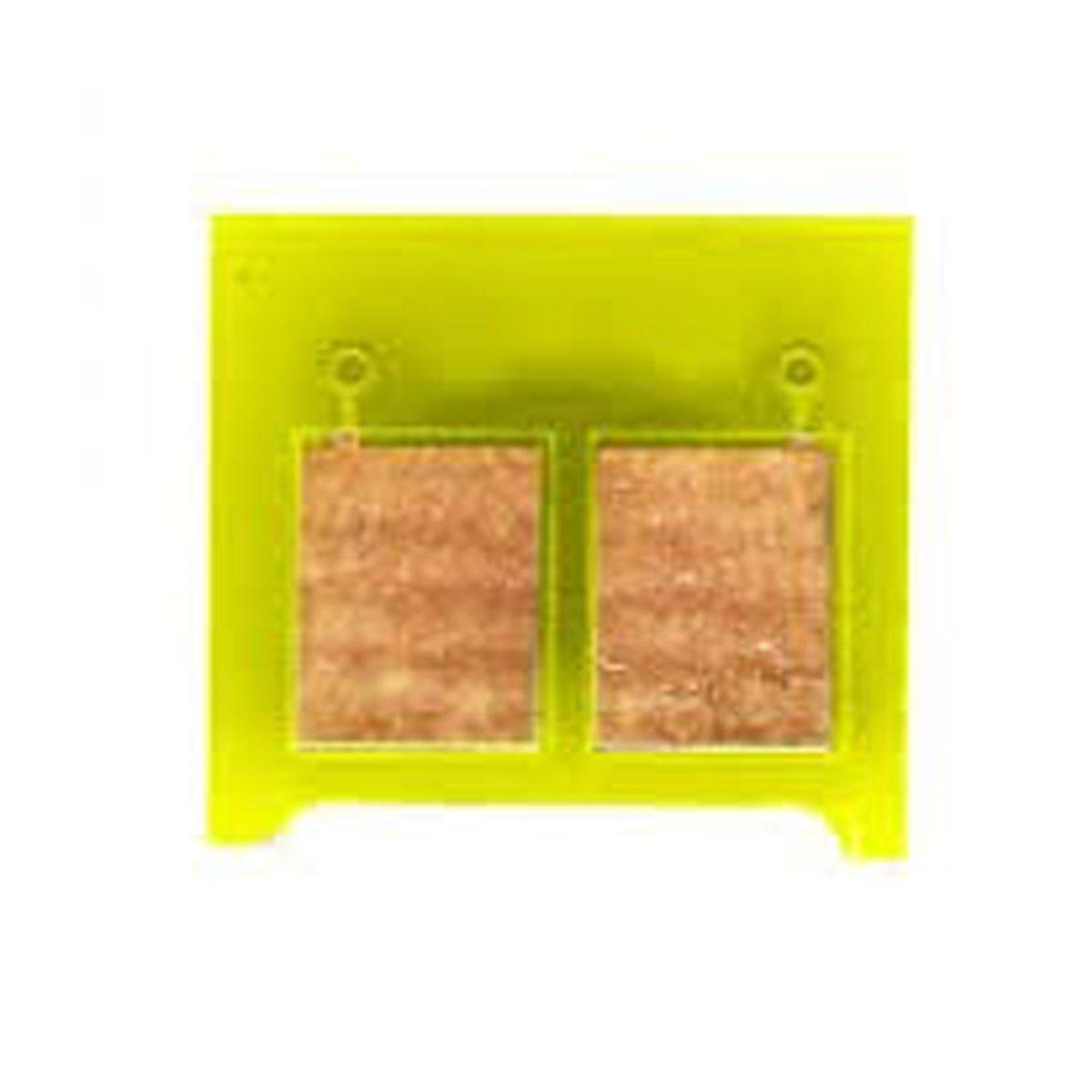 Chip HP CE312A CE312 312A 126A - CP1020 CP1020WN CP1025 M175 M175A M176N - Amarelo - 1K