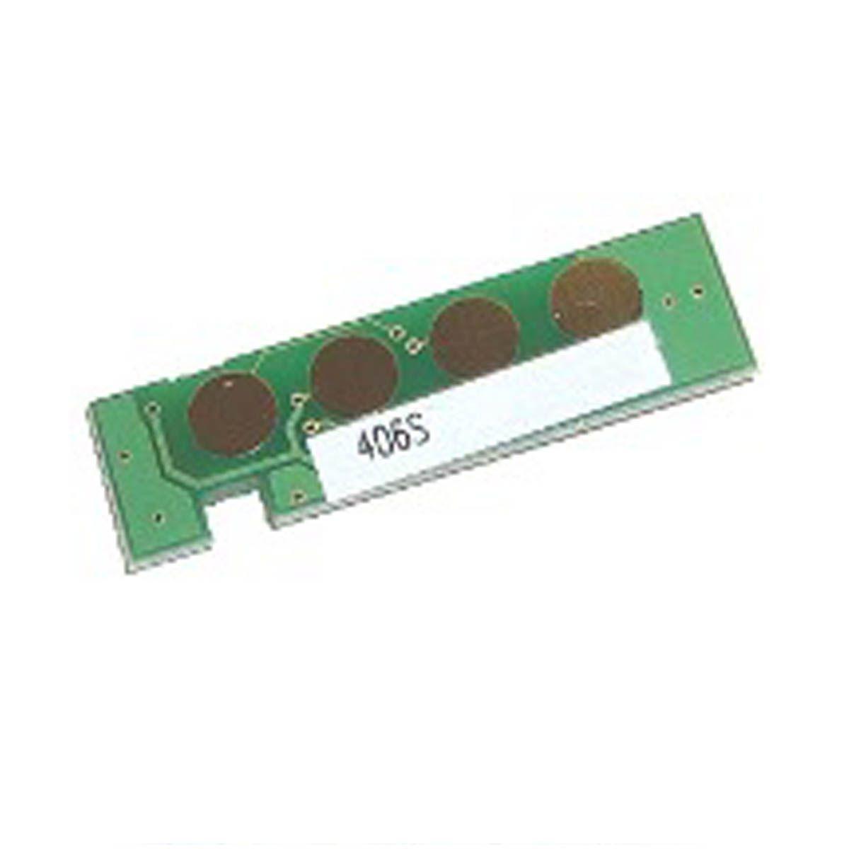 Chip Samsung CLT-Y406S Amarelo CLP365 CLP360 CLP-365 C460 C410 CLX 3305 3306 CLP366 1K