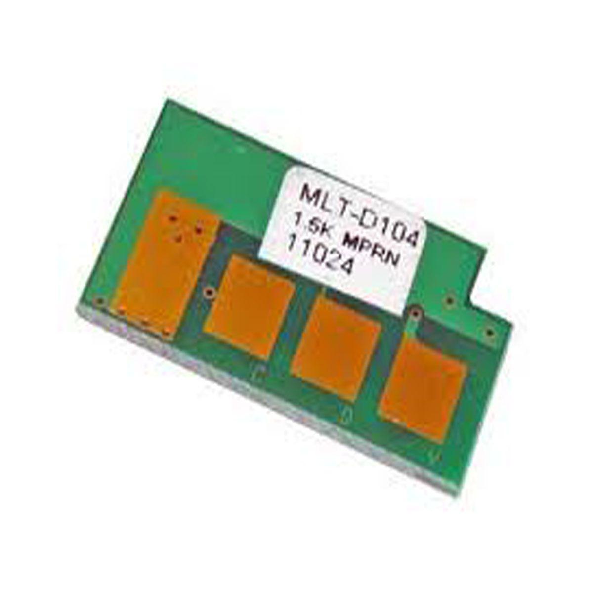 Chip Samsung D104S D104 104 - ML1665 ML1660 SCX3200 SCX3217 SCX3205 - 1,5K