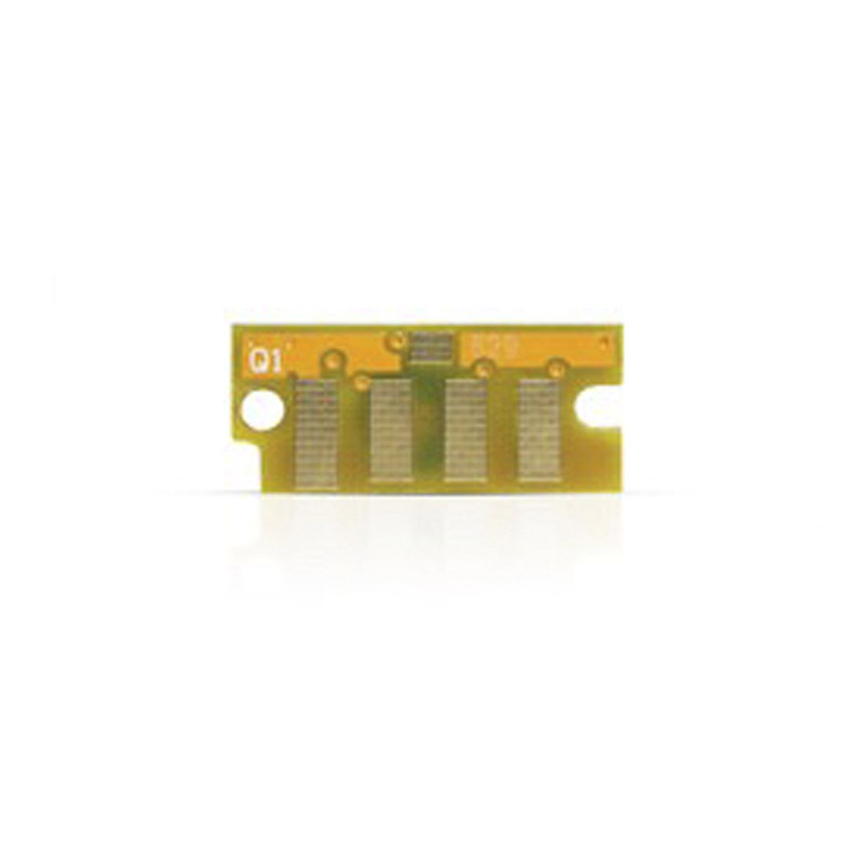 Chip Xerox 6000 6010 WorkCentre 6015 - 106R01633 - Amarelo - 1k