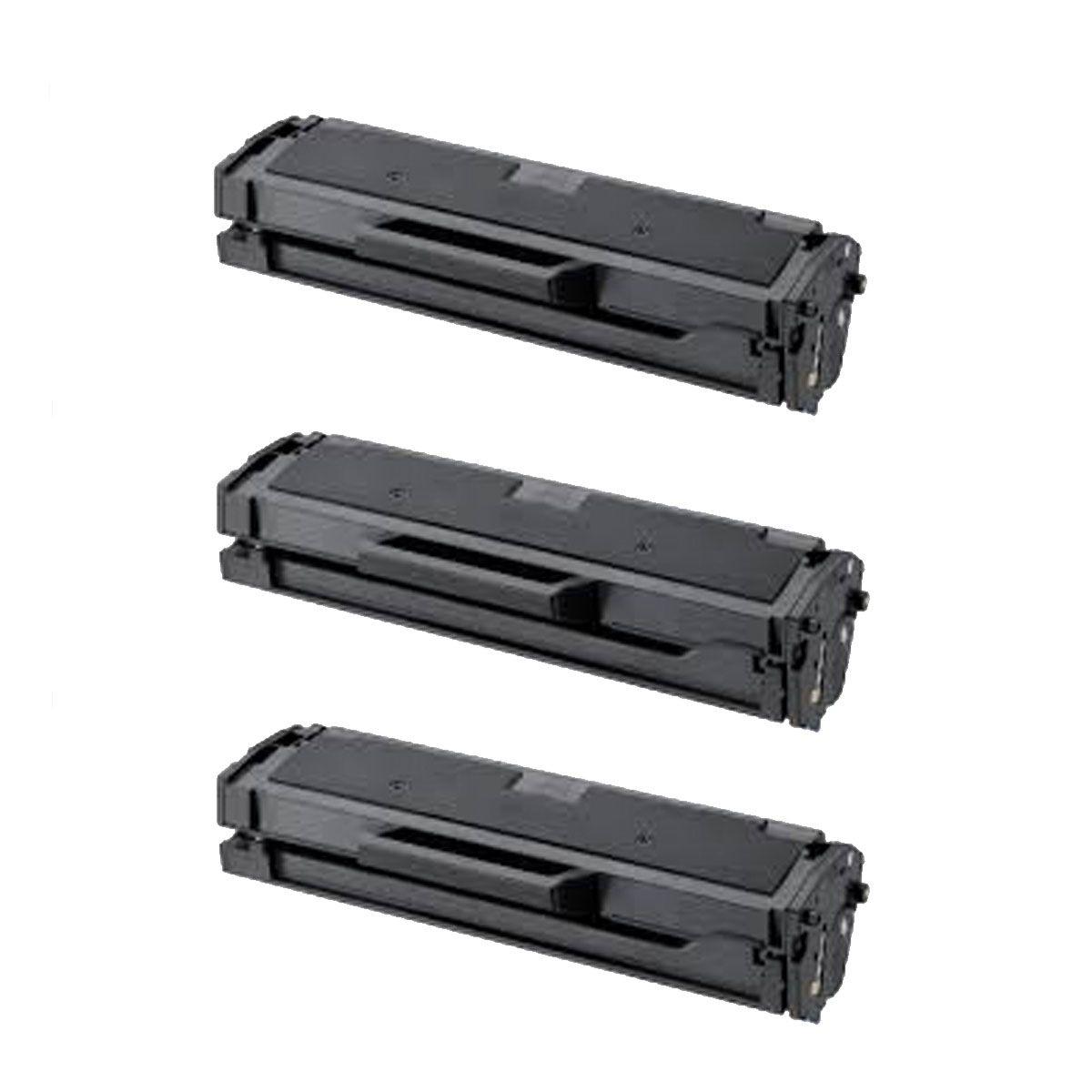3 Toner para impressoras M2020 M2070 - D111