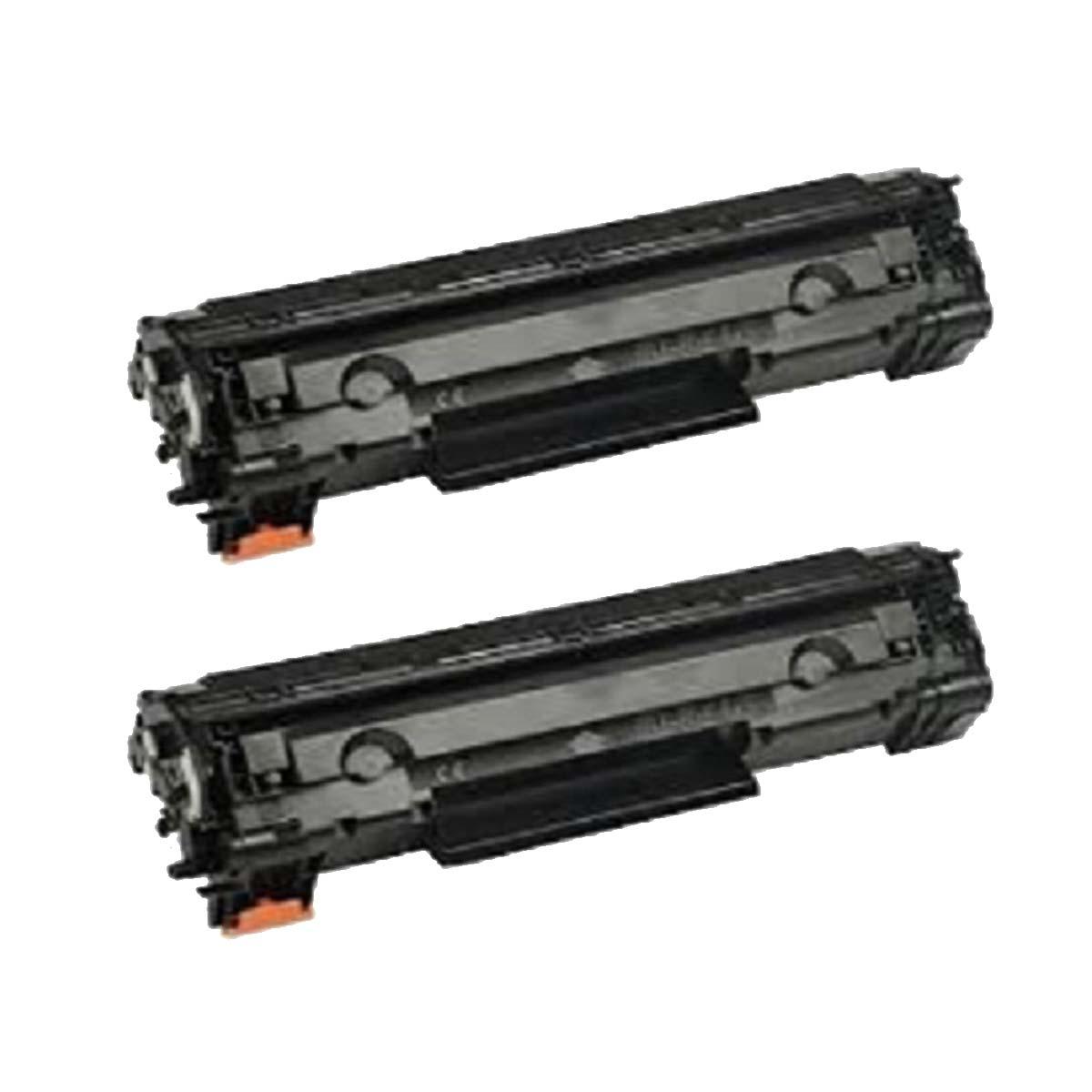 Kit 2 Toner CF283A CF283 283A 283 - M127FN M125 M225 M226