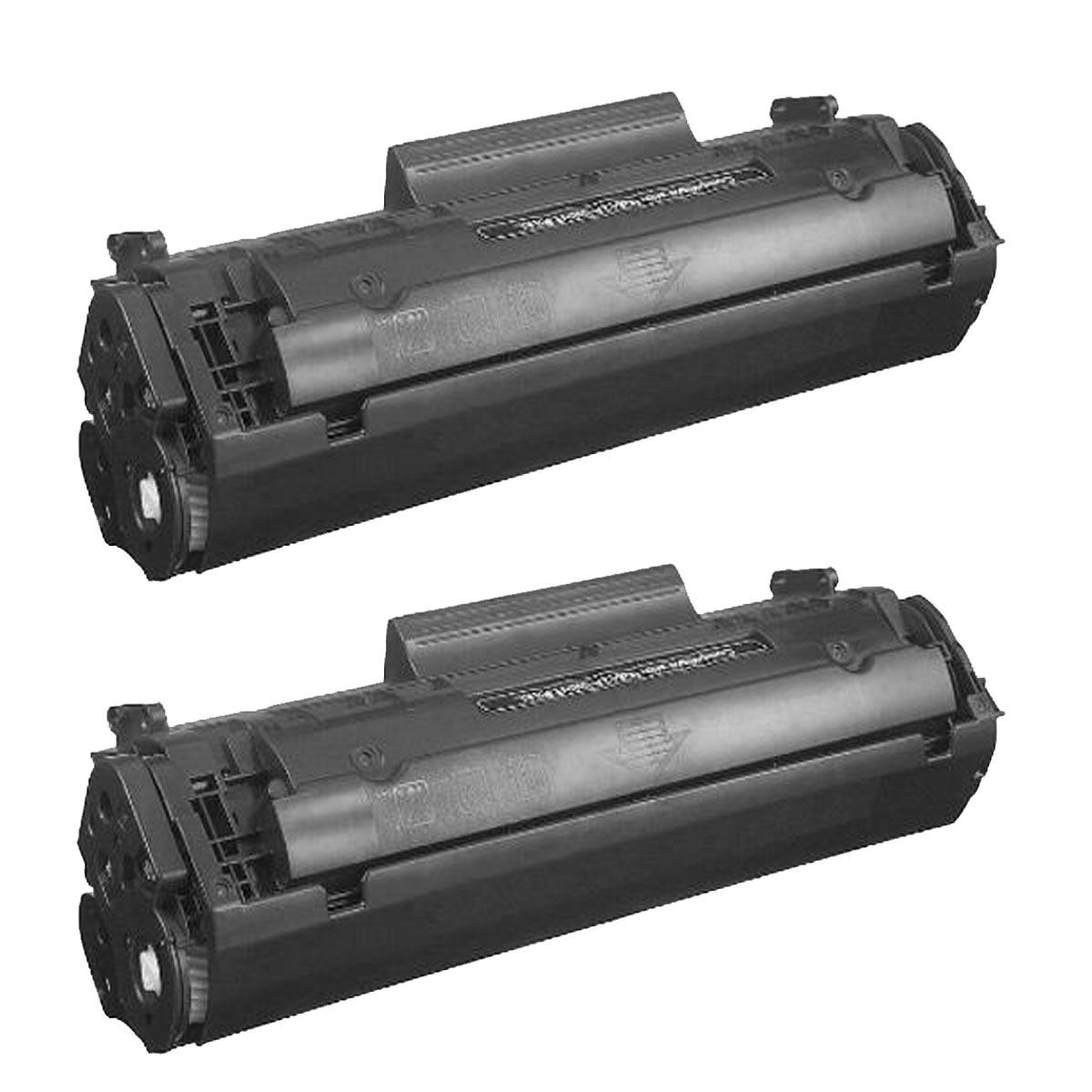Kit 2 Toner Q2612A Q2612 2612 12A - 1018 1020 M1005