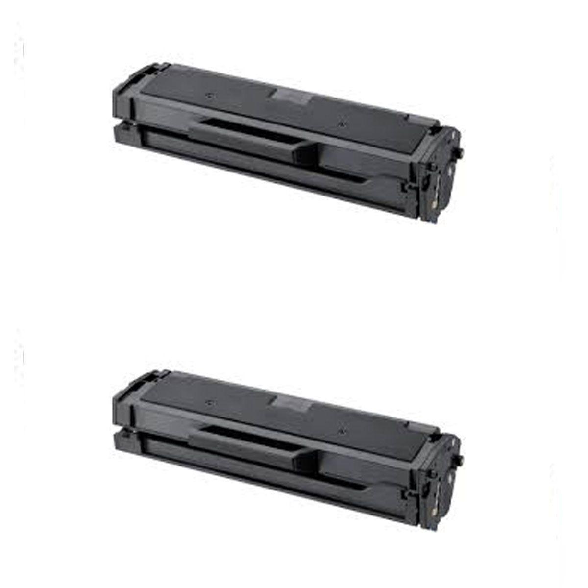 kit 2 Toner Samsung D111S D111 111 - M2020 M2070 - Compativel N3-9CZT-Q4RL -