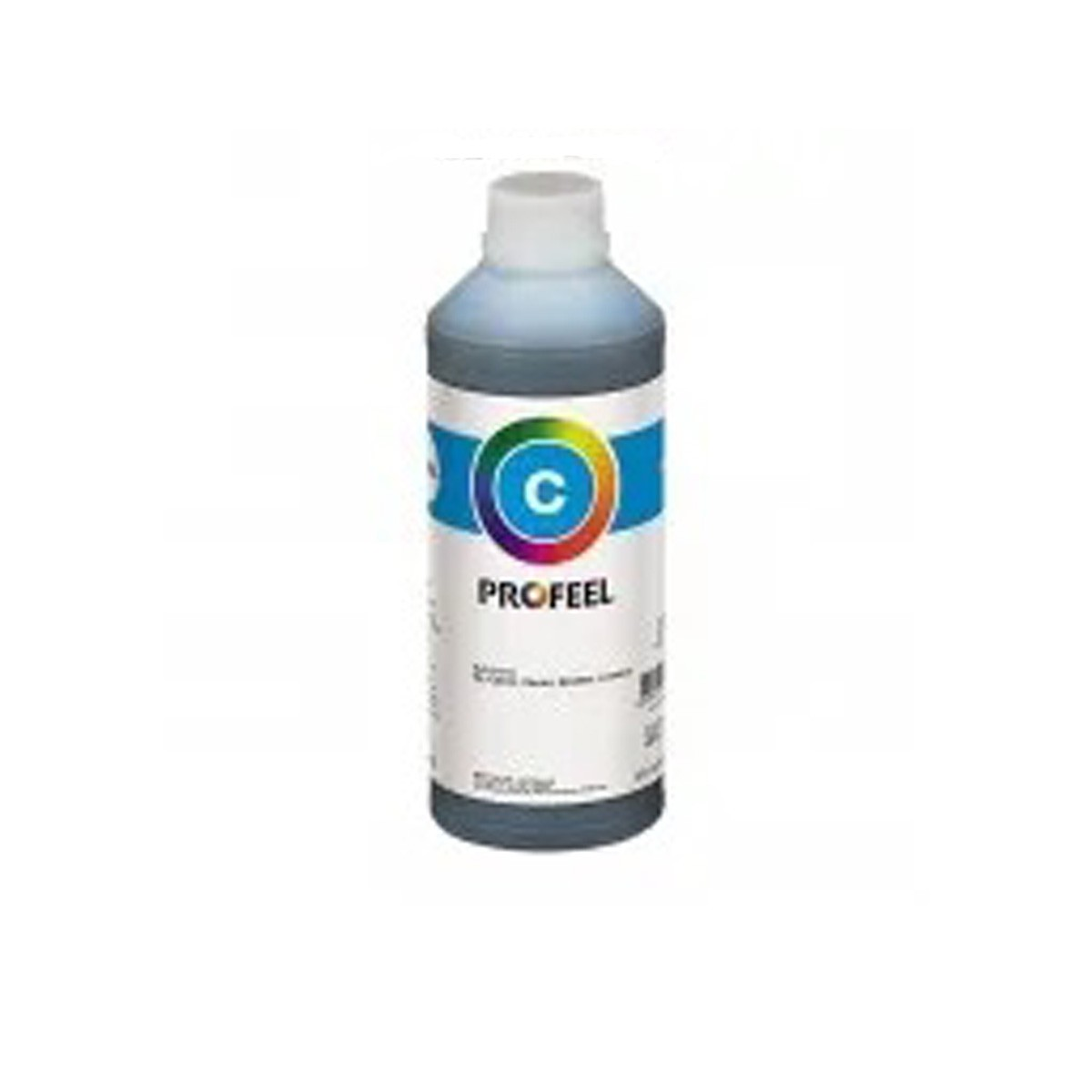 Tinta Cartuchos HP 3000 Ciano Profeel - 1 Litro