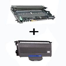 Toner Brother e Fotocondutor TN360 - 2140 DCP 7040 DCP7440 Compativel